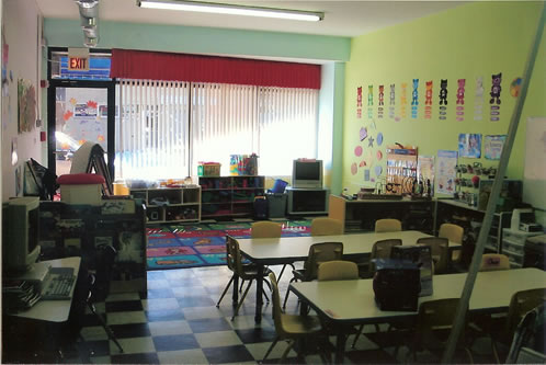 Toddler Town Daycare Center   Chicago Interior Designers   ASID Designers    IIDA Designers   CC Design Concepts